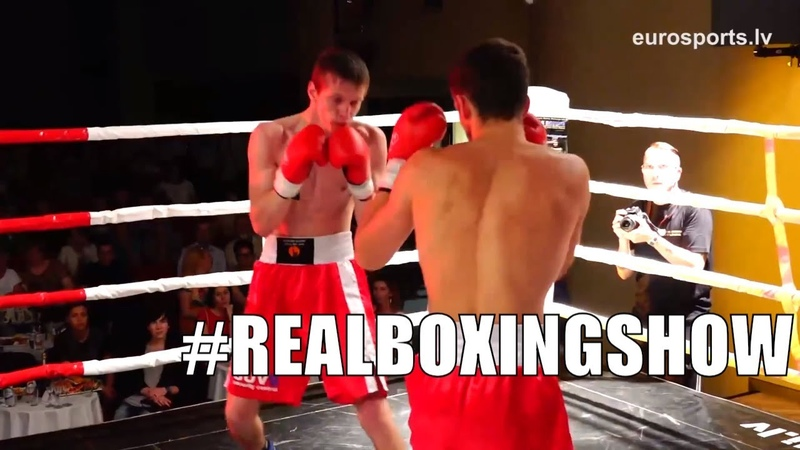 11.07.2015 Fight 8. All stars boxing 2015 RealBoxingShow