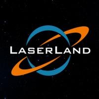 Логотип  LaserLand - Лазертаг - Праздники