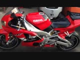 Мотоцикл YAMAHA YZF R1 2001
