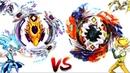 SAVAGES: Bloody Longinus vs Geist Fafnir 8'.Ab-Lui vs Free -Beyblade Burst Super Cho-Z Battle