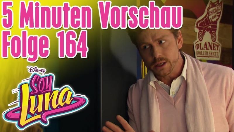5 Minuten Vorschau - SOY LUNA Folge 164 || Disney Channel