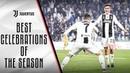 Best Juventus goal celebrations of the season!