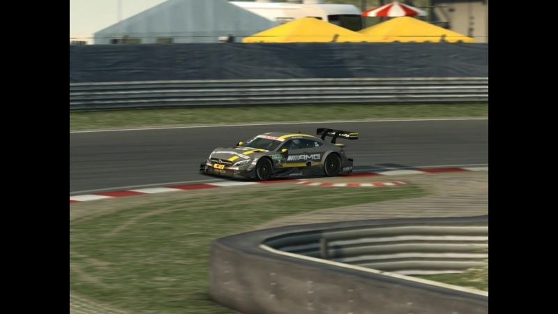 1.3) 27.06.17  RRRE: Competition. Mersedes-AMG C63 DTM 2016 (Zandvoort (NED)