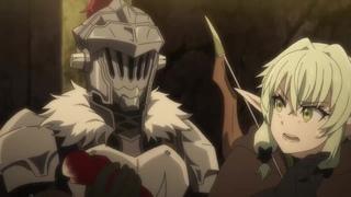 Убийца гоблинов Goblin Slayer.
