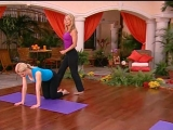 Denise Austin - Hit the Spot Pilates - 6 - Buns (9 min) (Fitness) DVDRip TG