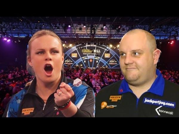 Dobromyslova vs Joyce | Round 1 | 2019 World Darts Championship