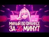 МИЛЫЙ ВО ФРАНКСЕ ЗА 25 МИНУТ - Darling in the FranXX