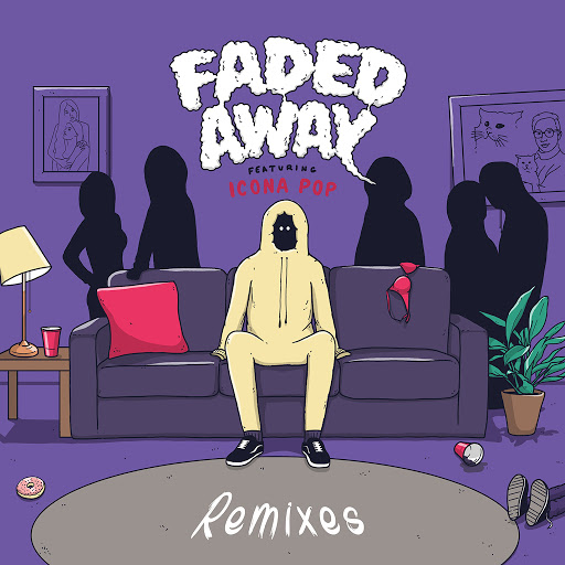 Sweater Beats альбом Faded Away (feat. Icona Pop) [Remixes]