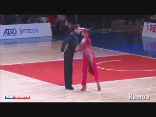 Open Professional Latin Final 2018 WDC Asian Dance Tour Taipei Open