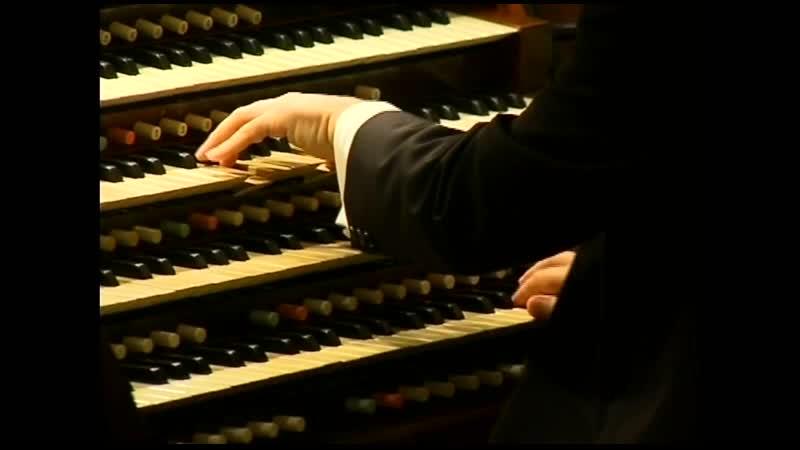 564 J. S. Bach - Toccata, Adagio and Fuga in C major, BWV-564 - Alessandro Licata, organ