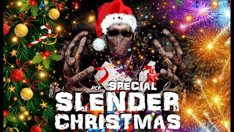 🎁 СЛЕНДЕР - ПОХИТИТЕЛЬ РОЖДЕСТВА \ Slender Christmas Games \ PixelCakesFan