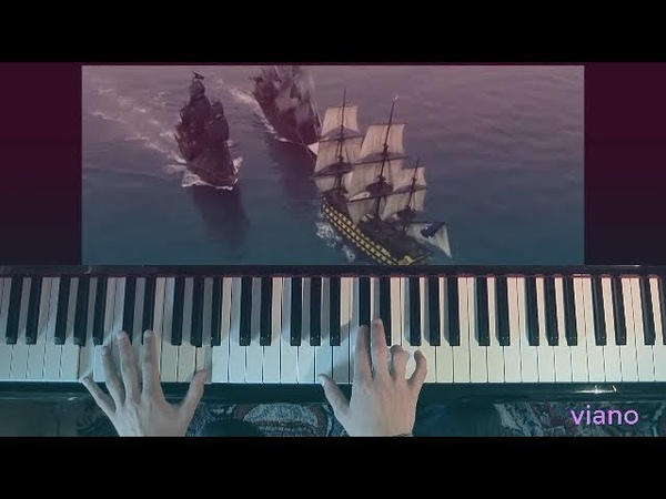 Pirates Of The Caribbean (He's Pirate) - BEST Piano Cover | FREE Sheet