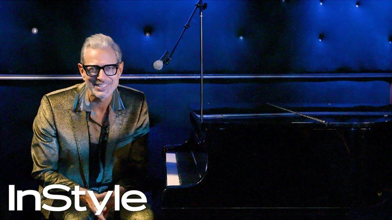 Jazzy Jeff Goldblum Answers Your Style Questions   Man Of Style   InStyle