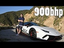 THE FASTEST CAR I'VE EVER DRIVEN *900bhp PERFORMANTE*