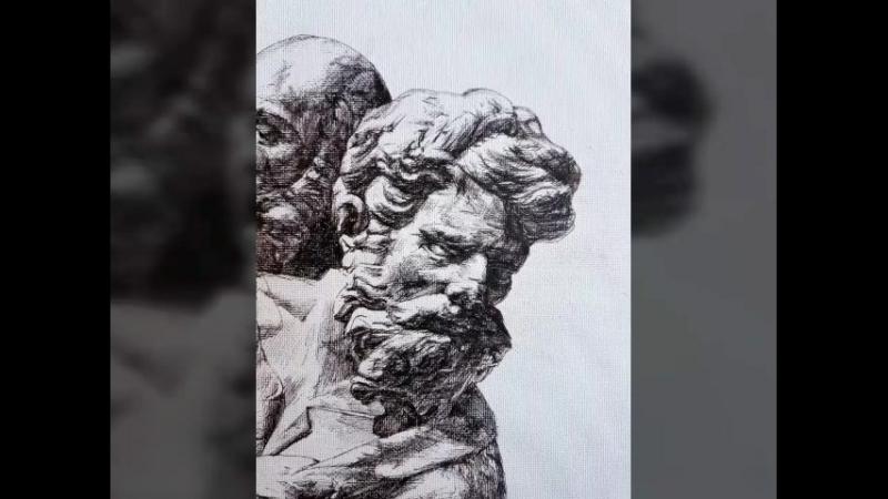 "Artak Mikaelian - ""Апо́столы"""