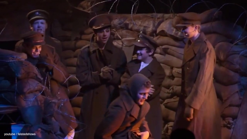 Oh! What A Lovely War The Musical [Felsted School] - Hitchykoo / Heilige Nacht / Good-bye-ee!