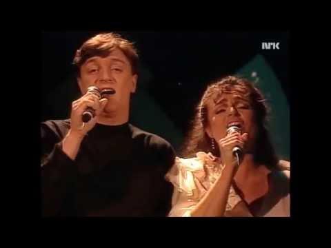 Tor Endresen Iselin Alme - Lengt (Melodi Grand Prix 1988)