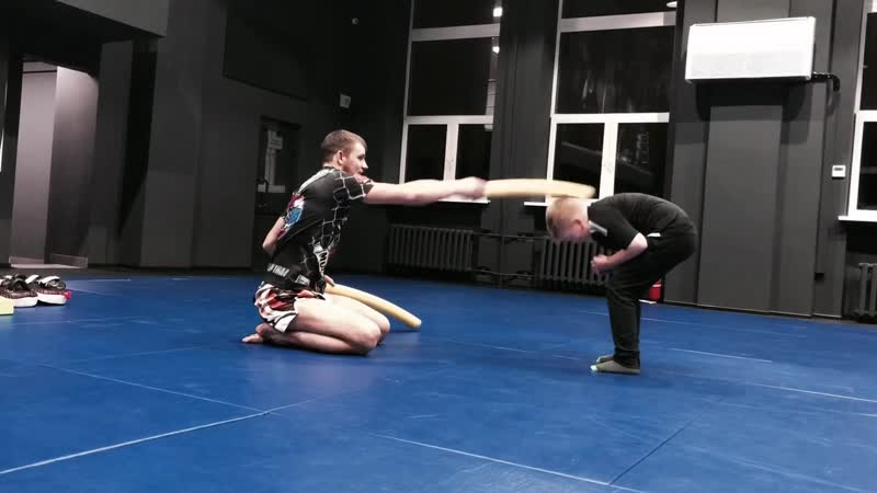 Александр Саночкин (FIGHT CLUB CLINCH) - индивидуальные детские тренировки