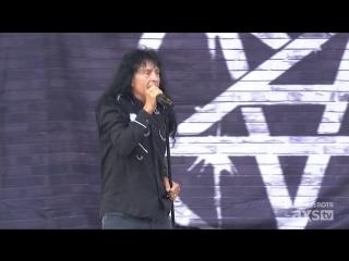 Anthrax - Rock On The Range Festival (2015)