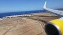 ✈ TUIfly 737-800 Landing in Gran Canaria ✈