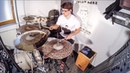 Usher Caught Up Maximilian Langer Drum Cover