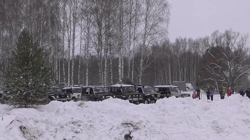 Меленковский прорыв 2к19 Старт категория Подготовленные