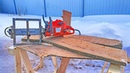 Рамка для бензопилы Хускварна 365. Husqvarna 365 frame for slabs.