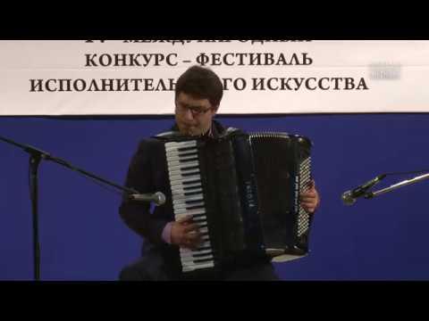 KHOLMINOV Bayan Suite Sergey Osokin ХОЛМИНОВ Сюита для баяна Сергей Осокин