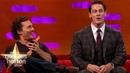 John Cena, Matthew McConaughey Jamie Oliver Geek Out Over Wrestling | The Graham Norton Show
