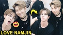 When You Leave Jin and Namjoon alone😂