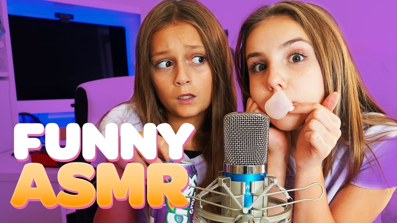 Funny ASMR Challenge (Life with MaK IS SHOOK) 🎤 💕| Piper Rockelle