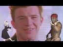 Ricardo Astley ft hit or miss girl/Chika