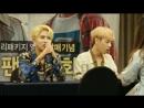 FANCAM 29 06 18 Wow @ Fansign in Busan