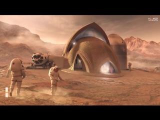 Проекты будущих домов Марса