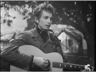 Bob Dylan- BBC Tonight Show- With God on Our Side (1964) videoplayback (3)