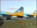 Ukrainian MiG-29 in USA and