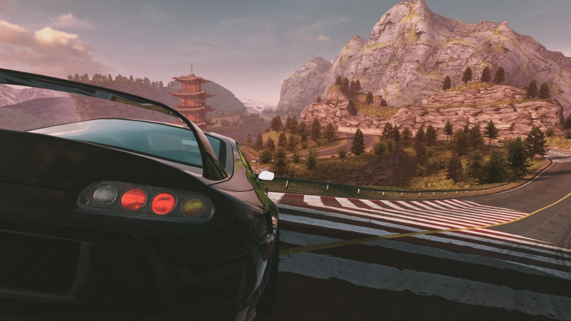 CarX Drift Racing - Toyota Supra