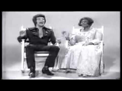 Ella Fitzgerald and Tom Jones - Sunny (Live 1970).avi
