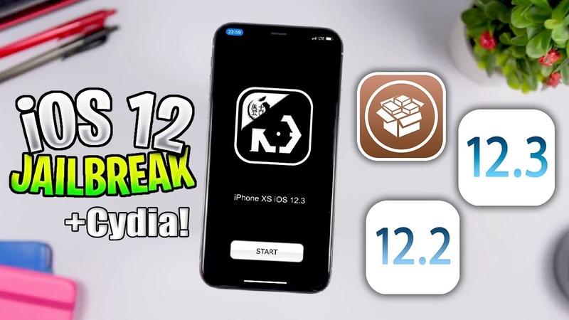 KeenLAB Jailbreak iOS 12.3.1 - 12.2 - 12.1.4 RELEASED JB for iOS 12