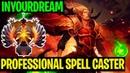The Professional Spell Caster - Inyourdream Invoker - Dota 2