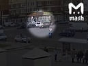 ДТП на Чечерском проезде в Москве джип сбил троих пешеходов на видео