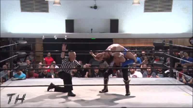 Chuck Taylor vs Zack Sabre Jr Highlights HD Pushin Forward Back