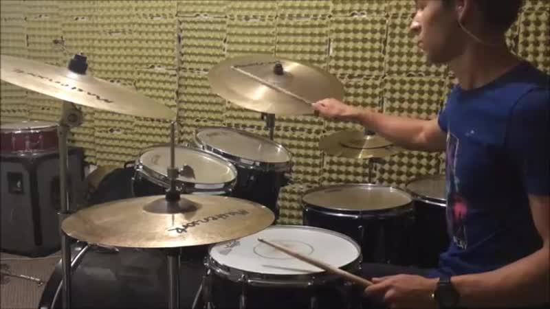 Animals as Leaders - Physical Education Drum Cover by Kutay Bur