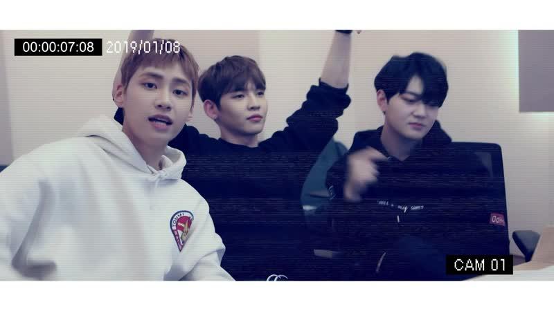 Кун, Вэй и Битто (UP10TION) - 길 Find The Way (Feat. 소울스타) (공간 Part.2) (Teaser)