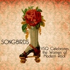 Vitamin String Quartet альбом Songbirds: VSQ Celebrates the Women of Modern Rock