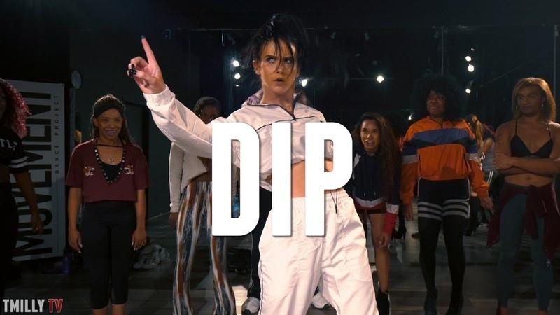 Tyga ft. Nicki Minaj - Dip | Samantha Long Choreography TMillyTV
