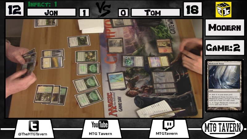 MODERN MONDAY: BANT EMERIA LOOKS REALLY FUN (AND COMPETITIVE) VS AFFINITY