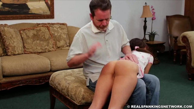 Real Spanking,OTK,Hand