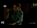 Six times Alicia Clark with her butterfly knife - FearTWD