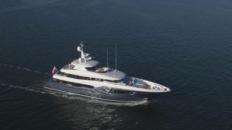 Conrad C133 Viatoris | 40m Full Displacement
